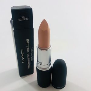 Mac Powder Kiss Lipstick 309 Best of Me